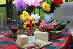 Wine Pairings with Cheese